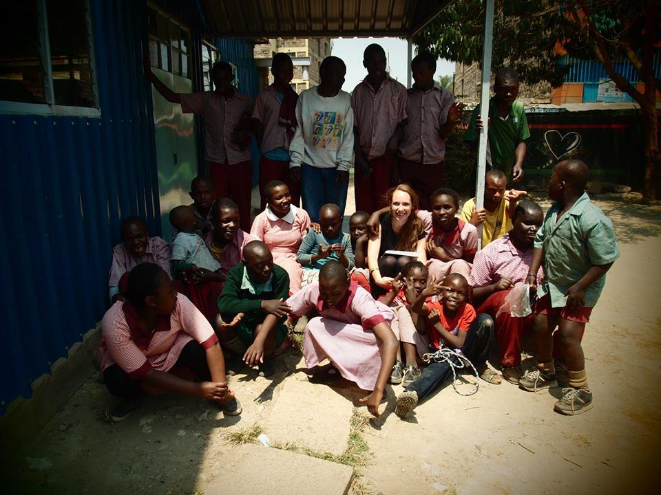 Gruppenbild im Schulhof 10.09.2016
