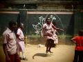 Kinder freuen sich St Maurusschule
