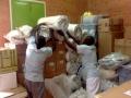 Containerankunft in Burkina Faso 2